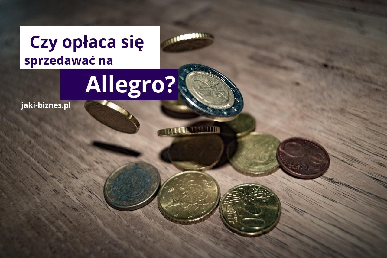 sprzedawać na Allegro