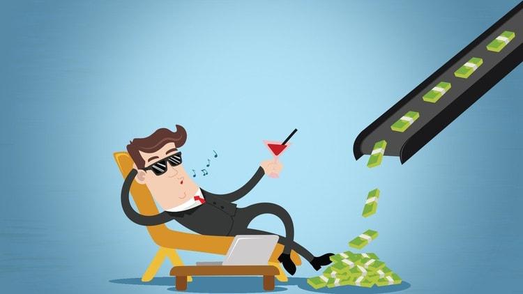 jak uzyskać dochód pasywny w biznesie internetowym