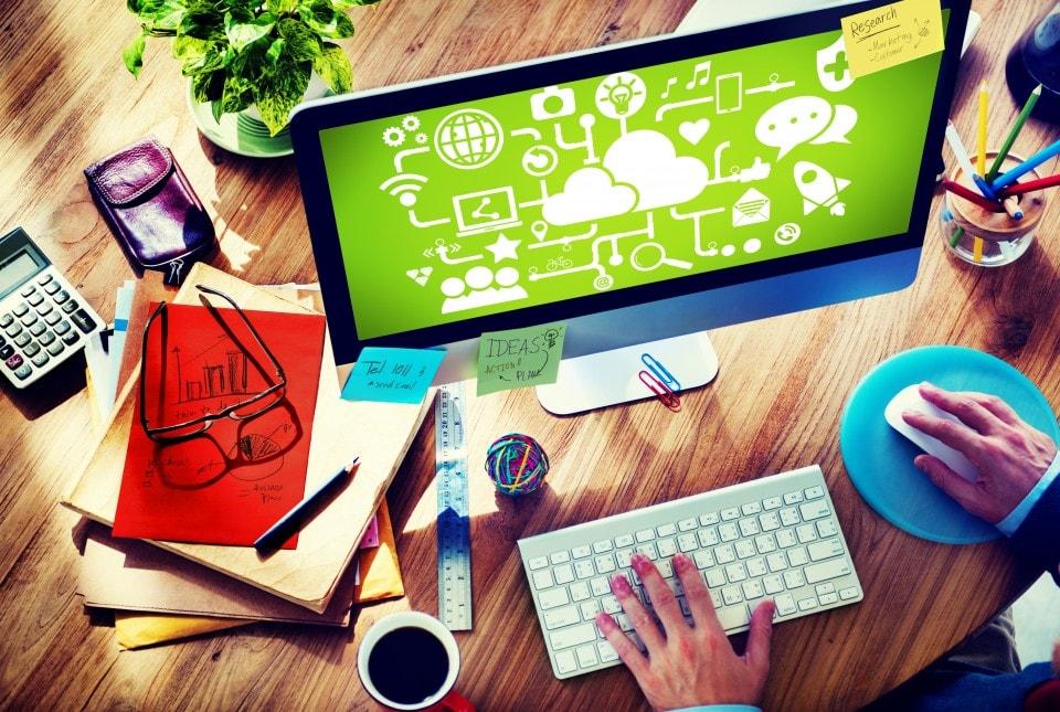 biznes internetowy a praca w internecie