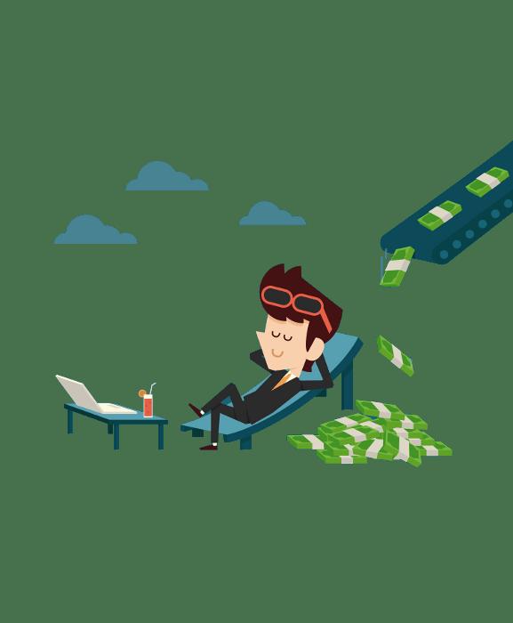 biznes internetowy z dochodem pasywnym